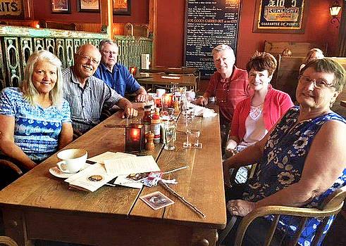Lassen Hall Reunion by Sylvia Greer