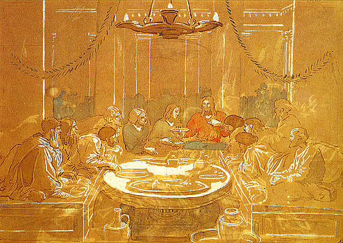 Last supper by MotionAge Designs