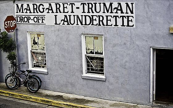 Launderette by Sarita Rampersad