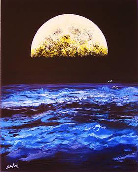 Le Voyage by Annie  Rioux