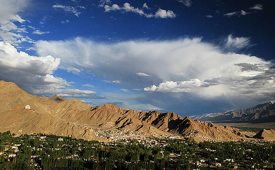 Leh Ladakh India by Kurt Williams
