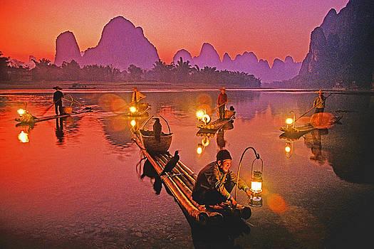 Dennis Cox ChinaStock - Li River Lanterns