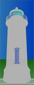 Lighthouse Tower by David Strong