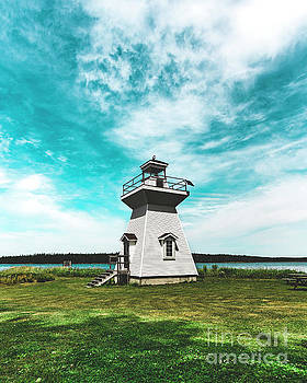 Lighthouse by Zawhaus Photography