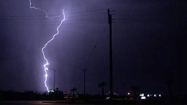 Lightning Bolt by Chris Tarpening
