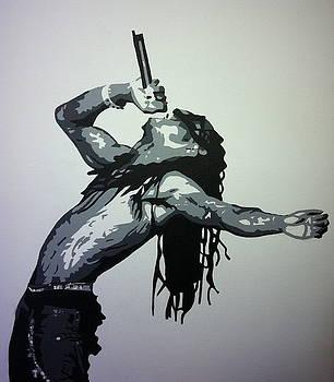 Lil Wayne by Siobhan Bevans