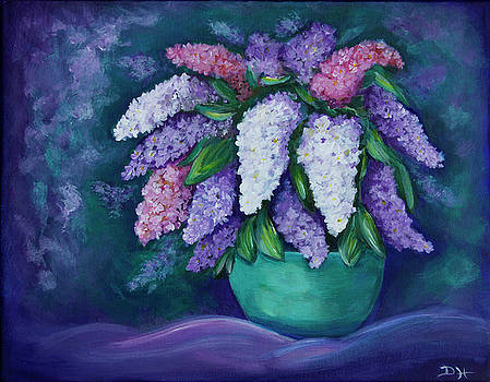 Lilacs by Diana Haronis