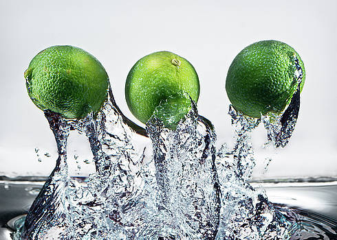 Lime FreshSplash by Steve Gadomski