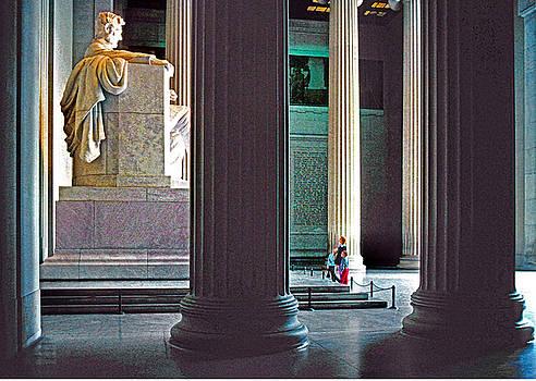 Dennis Cox WorldViews - Lincoln Memorial