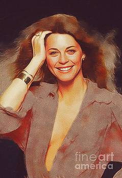 Mary Bassett - Lindsay Wagner, Actress