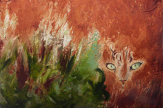 Lionesque by Sandra Silva