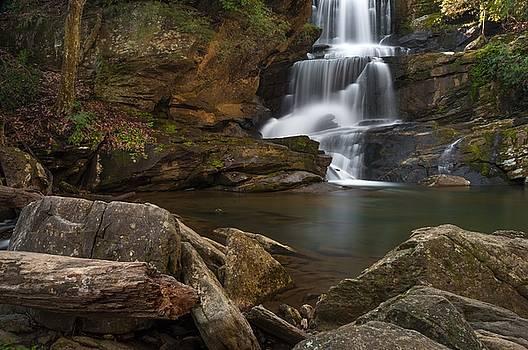 Little Bradley Falls by Reid Northrup