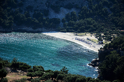 Newnow Photography By Vera Cepic - Livadi beach on Thassos island