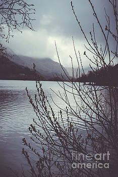 Llyn Padarn, North Wales UK by Amanda Elwell