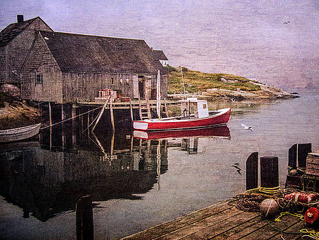 On the waterfront by Gary Shepard