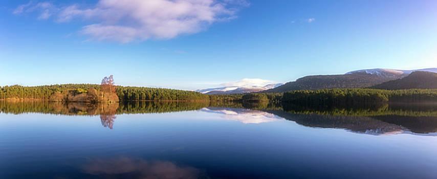Loch an Eilean, Scotland. by Scott Masterton