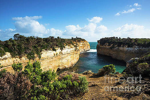 Loch Ard Gorge by Andrew Michael