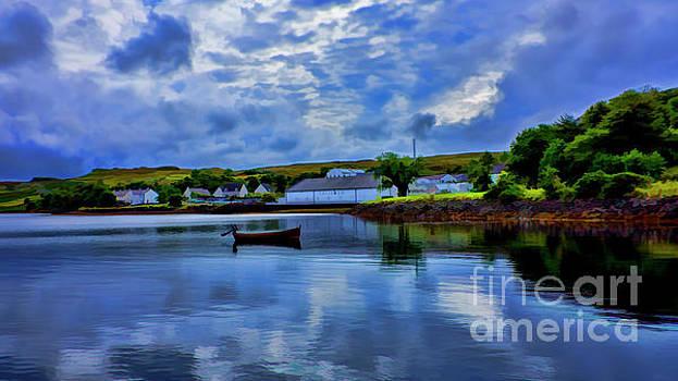 Loch Harport Isle of Skye by Chris Thaxter