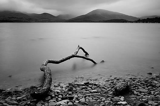 Loch Lomond lake, Scotland by Michalakis Ppalis