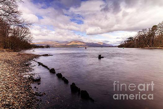 Sophie McAulay - Loch Lomond Scotland