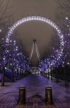 London Eye by Lee-Anne Rafferty-Evans