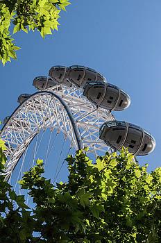 London Eye by Simon Hackett