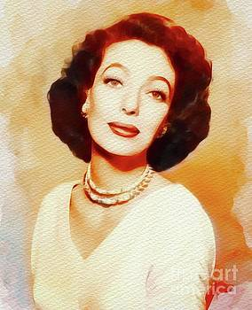 John Springfield - Loretta Young, Vintage Movie Star