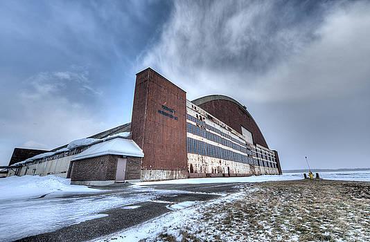 Loring Arch Hangar by Jeff Clark