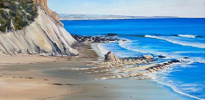 Lorraine's Rock by Jeffrey Campbell