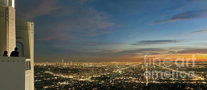 David Zanzinger - Los Angeles City of Angels