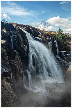 Loup of Fintry by John Fotheringham