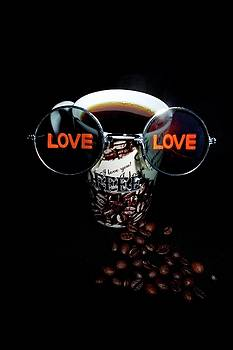 Love coffee by Martin Smith