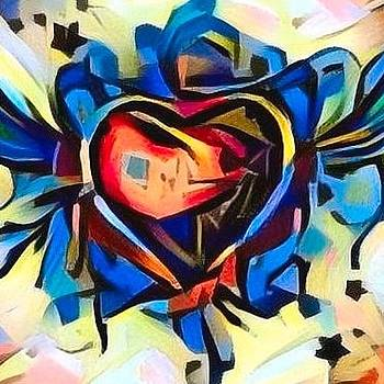 Love is the Healing Power by Gina Hulse
