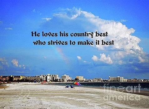 Gary Wonning - Love of Country