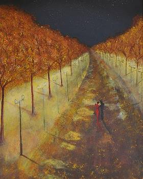 Richard Benson - Lovers Walk