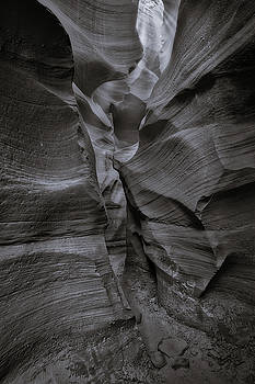Lower Antelope Slot Canyon 1 by Jerry Fornarotto