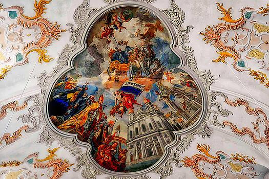 Lucerne Mural by Richard Gehlbach