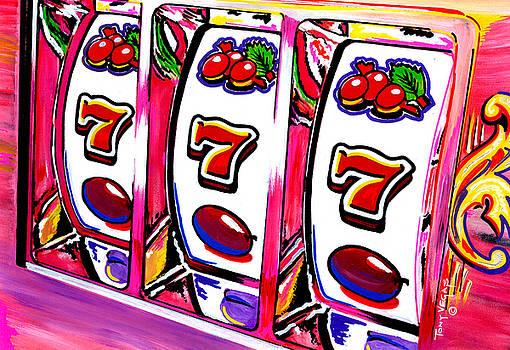Lucky 7 by  Tony Vegas