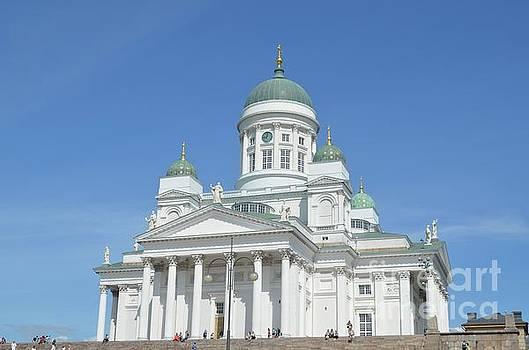 Lutheran Cathedral Helsinki by Tom Wurl