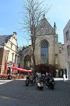Maastricht Square by Sandra Bourret
