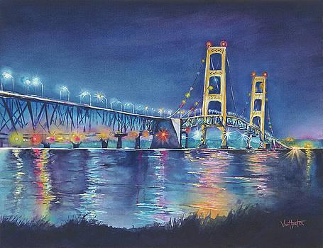Night at the Straits by Adam VanHouten