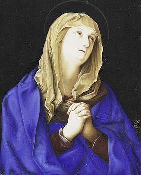 Madonna by Willem Paulet