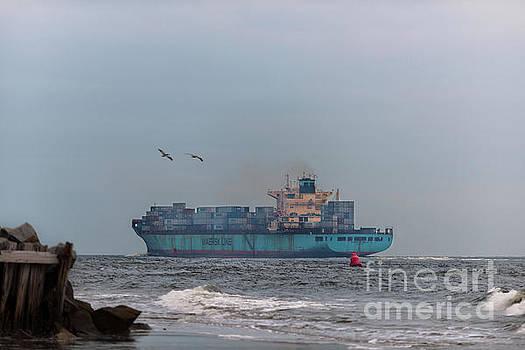 Dale Powell - Maersk Duisburg