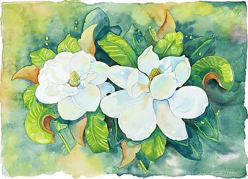 Cathy Locke - Magnolias