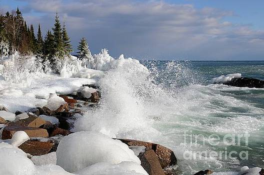 Making More Ice by Sandra Updyke