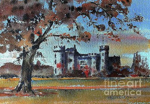 Val Byrne - F 755 Malahide Castle, Dublin