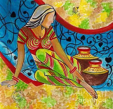 Malhar by Bobby Dar
