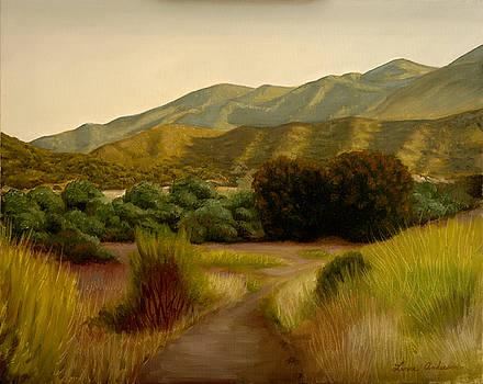 Malibu Trail by Lance Anderson