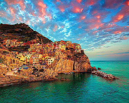 Manarola-8x10 by Paul James