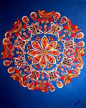 Mandala by Bob Craig